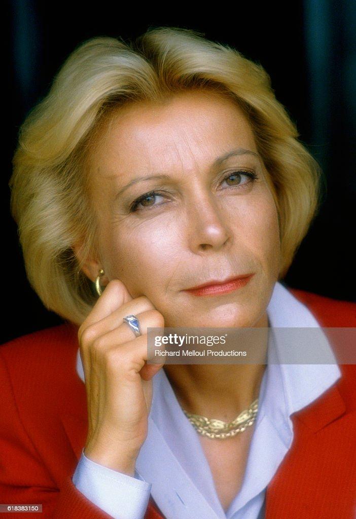 SFP President Janine Langlois-Glandier : Photo d'actualité
