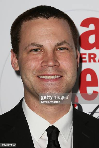 Producer Jared Safier arrives at the 40th Anniversary of the Soap Opera Digest at The Argyle on February 24 2016 in Hollywood California