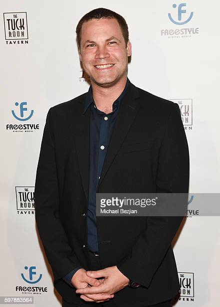 Producer Jared Safier arrives at the premiere of Do Over at iPic Theaters on August 29 2016 in Los Angeles California