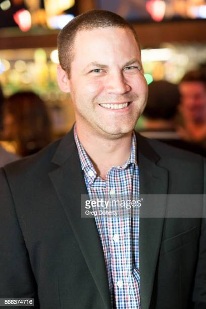 Producer Jared Safier attends the Cast Premiere Screening Of Lany Entertainment's The Bay Season 3 After Party at 33 Taps Hollywood on October 23...