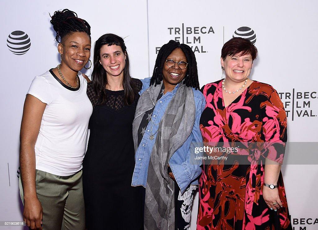 Whoopi's Shorts - 2016 Tribeca Film Festival : News Photo