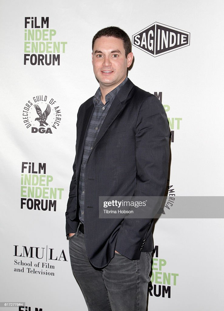 Producer Jason Michael Putting Together a Movie in 2016 portion of the Film Independent Forum at the DGA Theater on October 22, 2016 in Los Angeles, California.