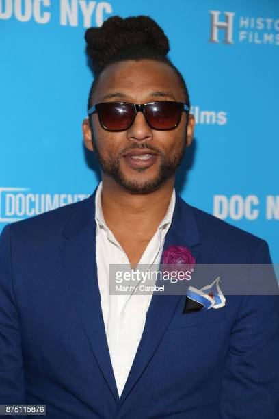 Producer Jason Orr attends the 2017 DOC NYC World Premiere of 'Maynard' at IFC Center on November 16 2017 in New York City