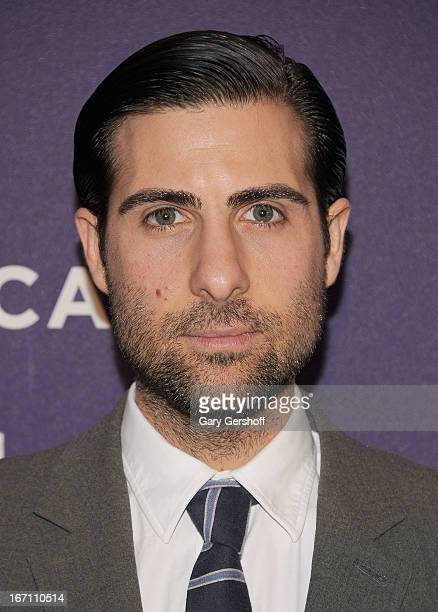 Producer Jason Schwartzman attends the screening of 'Teenage' during the 2013 Tribeca Film Festival at Chelsea Clearview Cinemas on April 20, 2013 in...