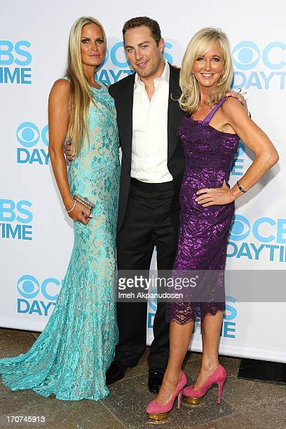 Producer Jay McGraw and his wife, Erica Dahm , attend The 40th Annual Daytime Emmy Awards After Party at The Beverly Hilton Hotel on June 16, 2013 in...
