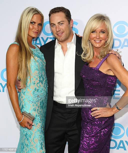 Producer Jay McGraw and his wife Erica Dahm attend The 40th Annual Daytime Emmy Awards After Party at The Beverly Hilton Hotel on June 16 2013 in...