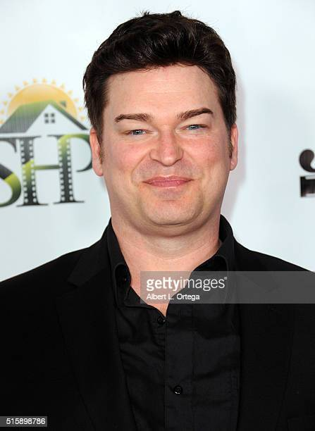Producer Jayson Bernard arrives for the Premiere Of JR Productions' Halloweed held at TCL Chinese 6 Theatres on March 15 2016 in Hollywood California