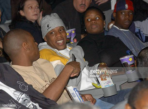 Producer JayZ during Paid In Full Premiere New York at Loews 19th Street East Theather in New York City New York United States