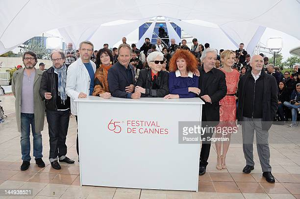 Producer JeanLouis Livi actress Anne Consigny actor Pierre Arditi actress Sabine Azema director Alain Resnaisactor Hippolyte Girardot actress Annie...