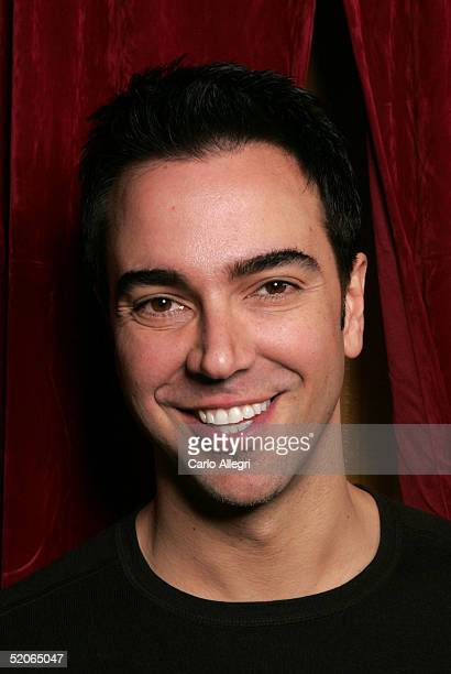 Producer Jeff Marchelletta of the film Ringers poses for portraits during the 2005 Sundance Film Festival January 25 2005 in Park City Utah