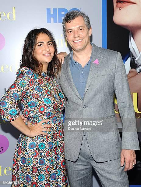 Producer Jenni Konner and director Jason Benjamin attend BAMcinemaFest 2016 - 'Suited' Screening at BAM Rose Cinemas on June 16, 2016 in New York...