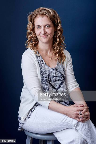 Producer Jennie Snyder Urman is photographed for Entertainment Weekly Magazine at the ATX Television Fesitval on June 10 2016 in Austin Texas