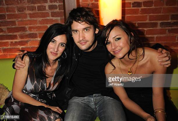 Producer Jennifer Gibgot actor Will Kemp and actress Briana Evigan attend Touchstone Pictures' and Summit Entertainment's world premiere of Step Up 2...