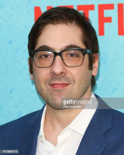 Producer Jeremy Bronson attends the screening of Netflix's 'All About The Washingtons' at Madera Kitchen Bar on August 8 2018 in Hollywood California
