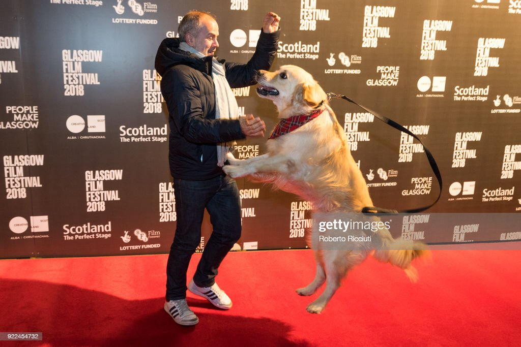 Glasgow Film Festival - Opening Gala - 'Isle Of Dogs' UK Premiere : Nachrichtenfoto