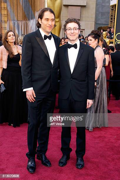 Producer Jeremy Kleiner and guest attend the 88th Annual Academy Awards at Hollywood Highland Center on February 28 2016 in Hollywood California