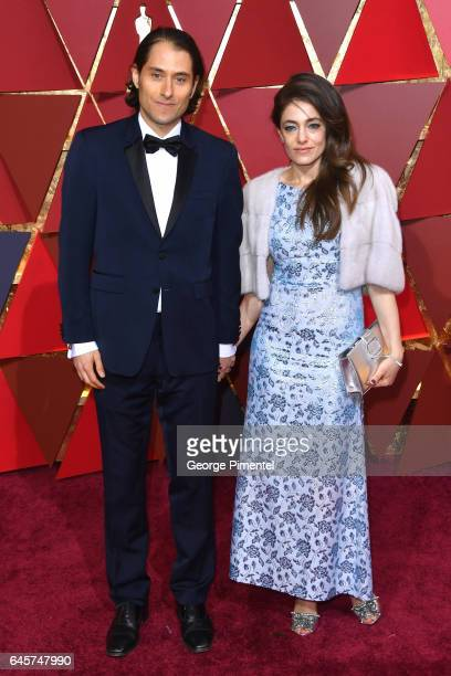 Producer Jeremy Kleiner and guest attend the 89th Annual Academy Awards at Hollywood Highland Center on February 26 2017 in Hollywood California