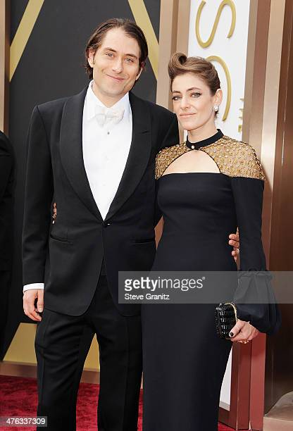 Producer Jeremy Kleiner and guest attend the Oscars held at Hollywood Highland Center on March 2 2014 in Hollywood California