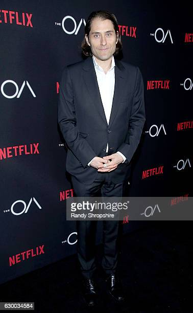 Producer Jeremy Kleiner arrives to the premiere of Netflix's The OA at the Vista Theatre on December 15 2016 in Los Angeles California