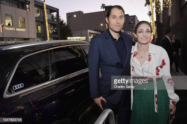 Producer Jeremy Kleiner attends Audi Arrivals At Beautiful Boy US Premiere at Academy Of Motion Picture Arts And Sciences on October 8 2018 in Los...