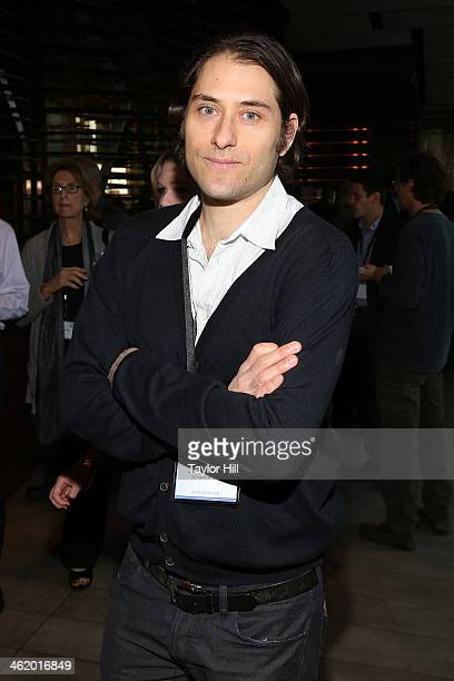 Producer Jeremy Kleiner attends the 2014 Film Independent Filmmaker Grant And Spirit Awards Nominees Brunch at BOA Steakhouse on January 11 2014 in...