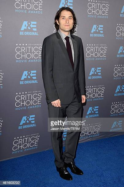 Producer Jeremy Kleiner attends the 20th annual Critics' Choice Movie Awards at the Hollywood Palladium on January 15 2015 in Los Angeles California