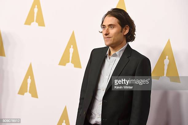 Producer Jeremy Kleiner attends the 88th Annual Academy Awards nominee luncheon on February 8 2016 in Beverly Hills California