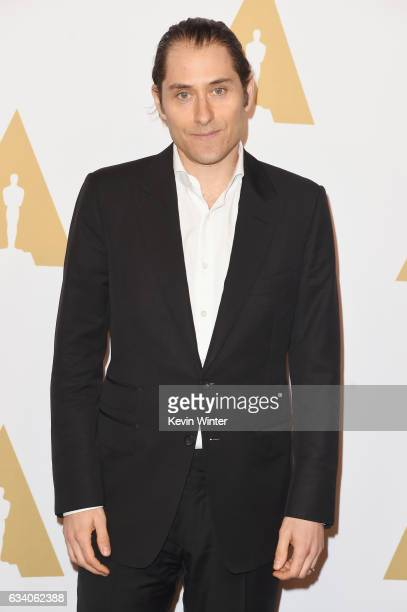Producer Jeremy Kleiner attends the 89th Annual Academy Awards Nominee Luncheon at The Beverly Hilton Hotel on February 6 2017 in Beverly Hills...