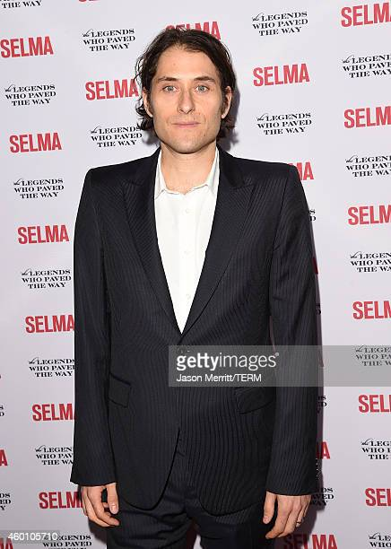 Producer Jeremy Kleiner attends the 'Selma' and the Legends Who Paved the Way gala at Bacara Resort on December 6 2014 in Goleta California