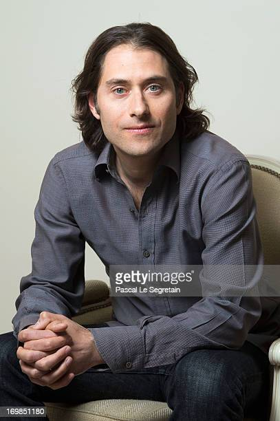 Producer Jeremy Kleiner poses during a portrait session at Hotel Bristol prior to the Paris premiere of World War Z on June 3 2013 in Paris France