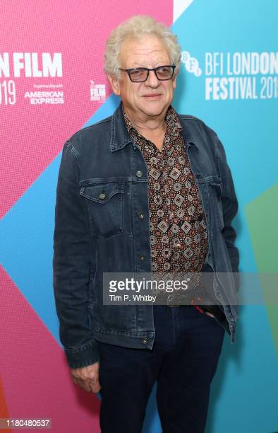 Producer Jeremy Thomas attends the First Love UK Premiere during the 63rd BFI London Film Festival at the Odeon Luxe Leicester Square on October 11...