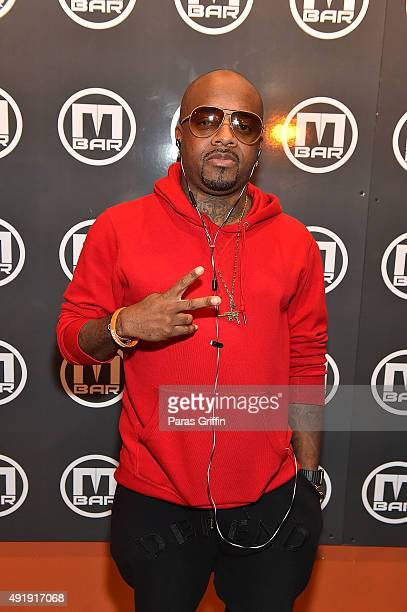 Producer Jermaine Dupri attends 4th Annual ASCAP Legends Cocktail Reception at The M Bar on October 8 2015 in Atlanta Georgia