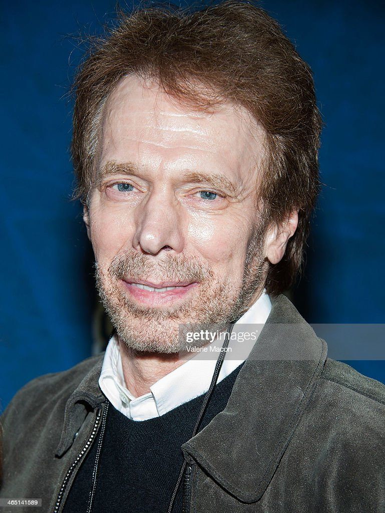 Producer Jerry Bruckheimer arrives at the 2014 Coors Light NHL Stadium Series Los Angeles at Dodger Stadium on January 25, 2014 in Los Angeles, California.