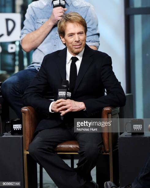 Producer Jerry Bruckheimer attend the Build Series to discuss '12 Strong' at Build Studio on January 16 2018 in New York City