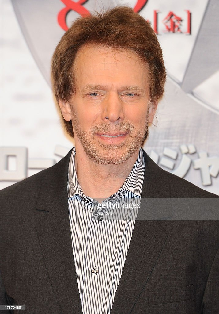 Producer Jerry Bruckheimer attends 'The Lone Ranger' photo call at the Park Hyatt Hotel on July 17, 2013 in Tokyo, Japan.