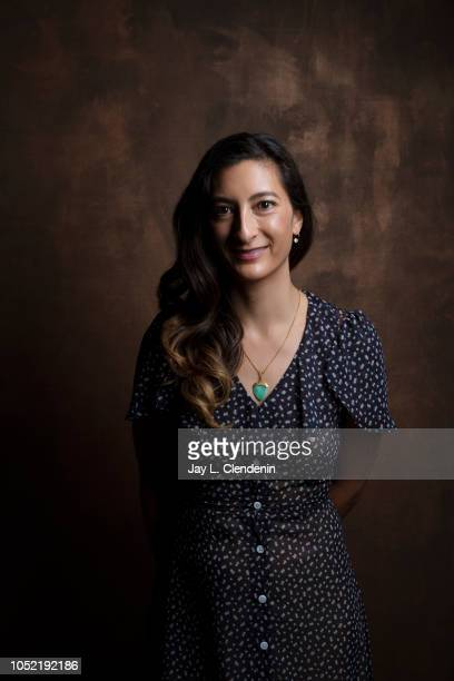 Producer Jessica Sanders is photographed for Los Angeles Times on September 9 2018 in Toronto Ontario PUBLISHED IMAGE CREDIT MUST READ Jay L...