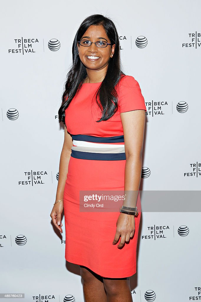 Producer Jhanvi Shriram attends the 'True Son' Premiere - 2014 Tribeca Film Festival at Chelsea Bow Tie Cinemas on April 20, 2014 in New York City.