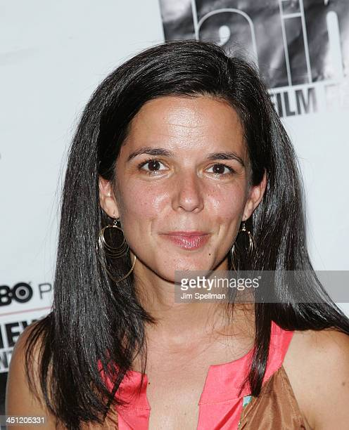Producer Jill Footlick attends the premiere of The Ministers during the 9th annual New York International Latino Film Festival at the Directors Guild...