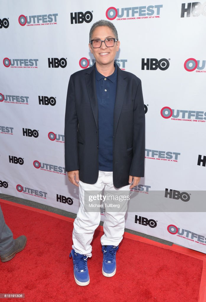 Producer Jill Soloway attends a screening of Amazon's 'Transparent' Season 4 at the 2017 Outfest Los Angeles LGBT Film Festival at Director's Guild Of America on July 15, 2017 in West Hollywood, California.