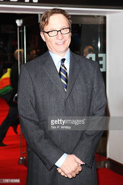 Producer Jim Burke attends The Descendants premiere during the 55th BFI London Film Festival at Odeon Leicester Square on October 20 2011 in London...