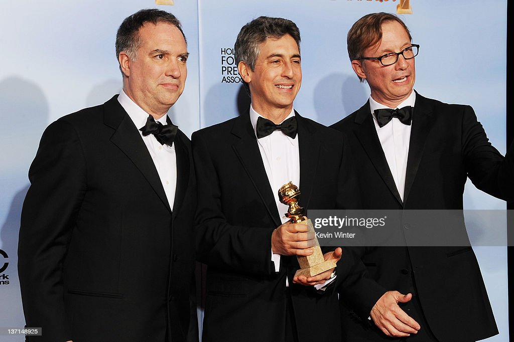 69th Annual Golden Globe Awards - Press Room : News Photo