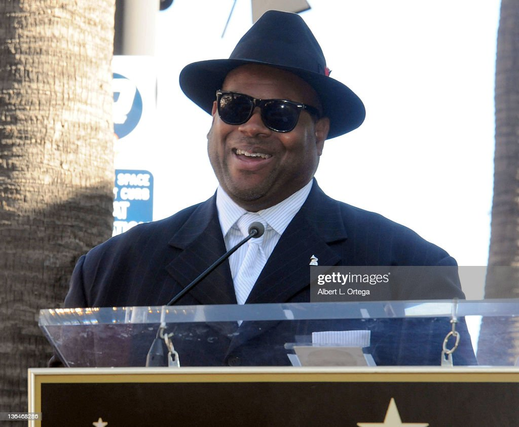 Producer Jimmy Jam at the Boyz II Men Hollywood Walk Of Fame ceremony held at 7060 Hollywood Blvd on January 5, 2012 in Hollywood, California.