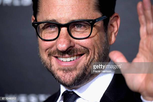 Producer JJ Abrams arrives at the Premiere of HBO's Westworld Arrivals at TCL Chinese Theatre on September 28 2016 in Hollywood California