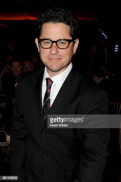 Producer JJ Abrams attends the 2010 Producers Guild Awards held at Hollywood Palladium on January 24 2010 in Hollywood California