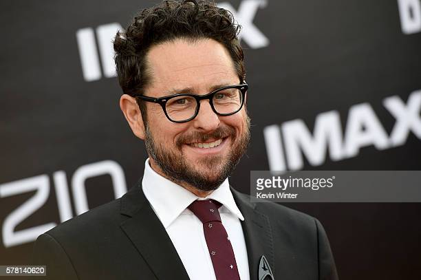 Producer JJ Abrams attends the premiere of Paramount Pictures' Star Trek Beyond at Embarcadero Marina Park South on July 20 2016 in San Diego...