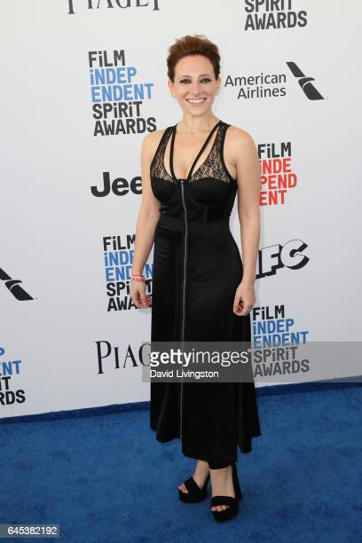 Producer Jodi Redmond attends the 2017 Film Independent Spirit Awards on February 25 2017 in Santa Monica California