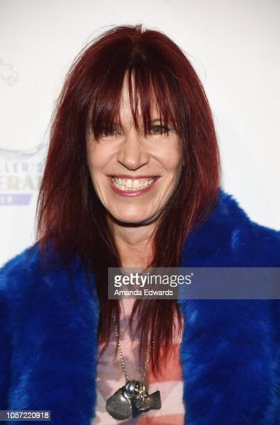 Producer Jody Hamilton attends the Los Angeles leg of Stephanie Miller's Sexy Liberal Blue Wave Tour at The Saban Theatre on November 3 2018 in...