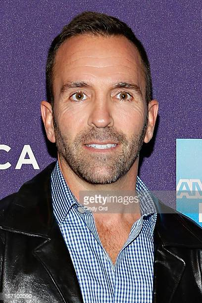 Producer Joe Russo attends the Who Shot Rock Roll The Film at the shorts program during the 2013 Tribeca Film Festival on April 20 2013 in New York...