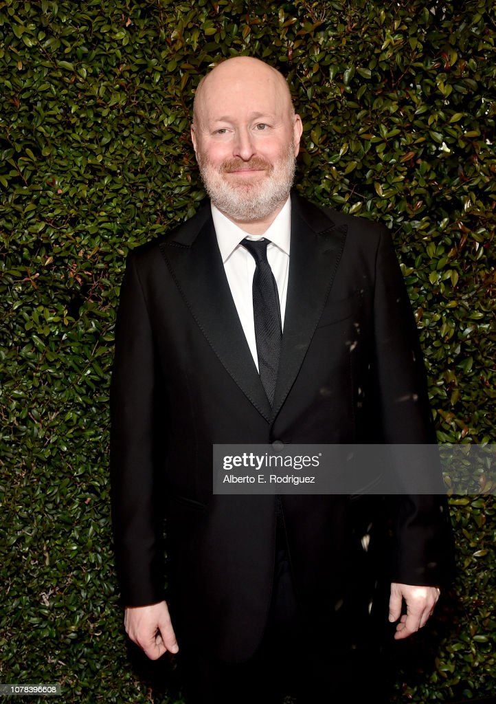 76th Annual Golden Globe Awards - Executive Arrivals : News Photo