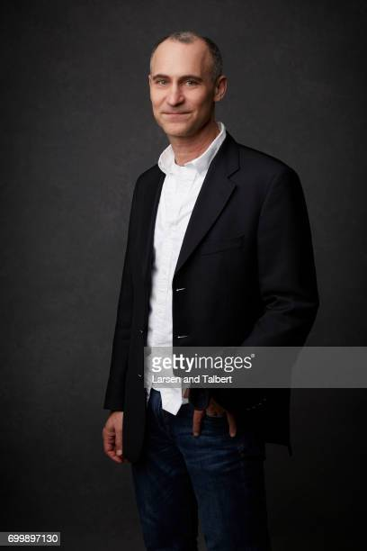 Producer Joel Fields of 'The Americans' is photographed for Entertainment Weekly Magazine on June 10 2017 in Austin Texas